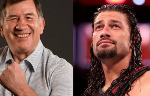 Gerald Brisco advises Roman Reigns and current WWE talent; talks Stone Cold Steve Austin's influence on his son