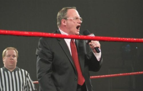 Jim Cornette praises recent WWE title match, lauds 'selling' of moves by both wrestlers