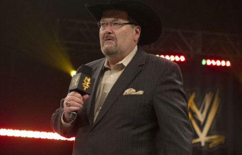 Jim Ross confirms commentary gig at NXT Takeover: Chicago