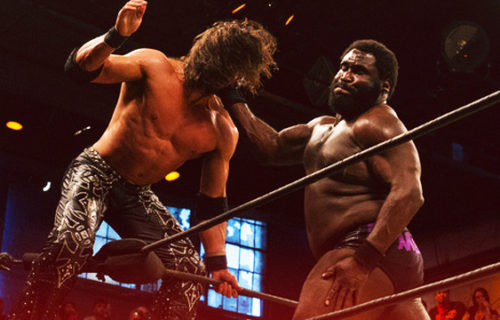 Willie Mack claims WWE release left him homeless, talks about future in Lucha Underground, more
