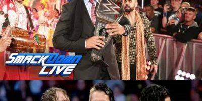 Jinder Mahal reveals which Shield member was to be a part of 3MB.