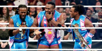 The New Day Money In The Bank