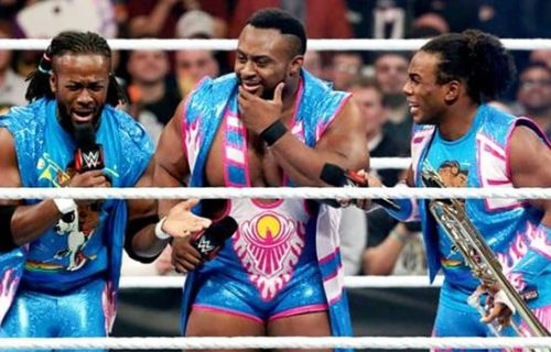 Longest reigning WWE tag-team champions New Day returning to WWE TV