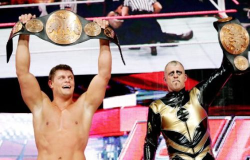 Cody Rhodes defends Goldust after 'jobber' comments