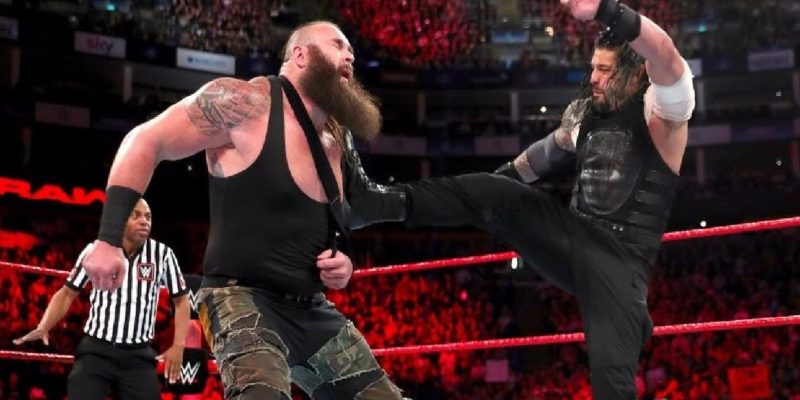 Braun Strowman sends stern message to Roman Reigns, shares graphic picture with fans.