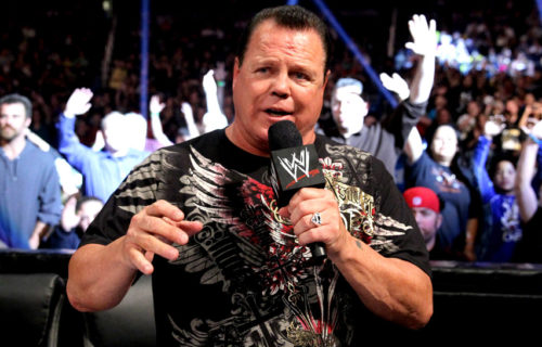 Jerry Lawler's return to RAW commentary team will not be for long