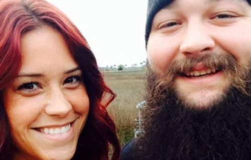 Bray Wyatt's wife comments on recent controversy