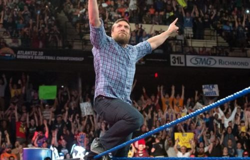 Daniel Bryan praises wrestler, JBL clotheslines rugby player, William Regal dances at NXT live event