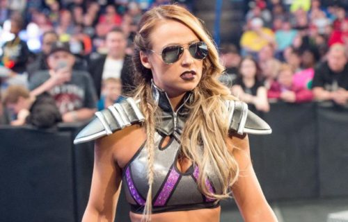 Emma returns to action at WWE Live Event