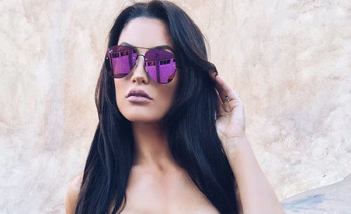 Eva Marie is keeping the door open for a WWE return