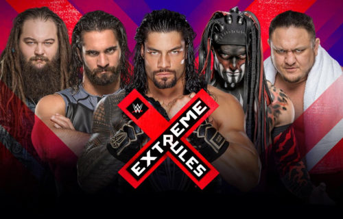 Plans for the winner of upcoming Fatal Five-way match at Extreme Rules revealed