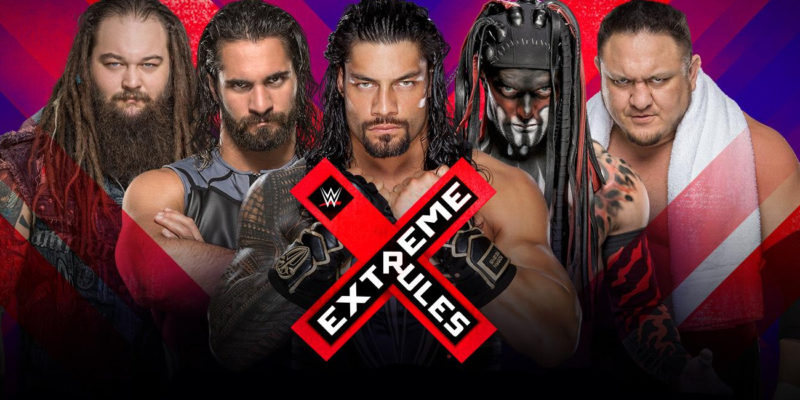 Extreme Rules Fatal Five Way