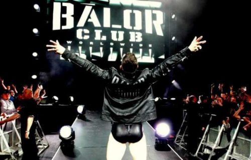 Finn Balor dampens any of hope of a Bullet Club reunion in WWE for now