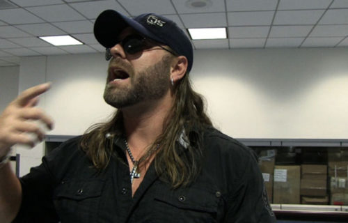 Several injured stars backstage for Raw; James Storm backstage as well