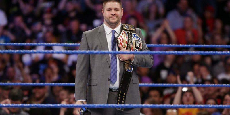 Kevin Owens SmackDown Live