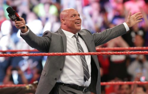 Kurt Angle on when he realized it was time to retire