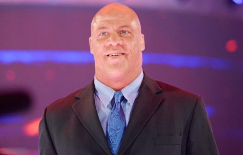 Kurt Angle announces 2 new matches for Raw
