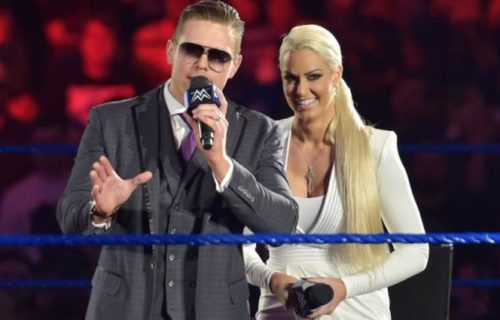 Maryse and Miz welcome their baby girl early!