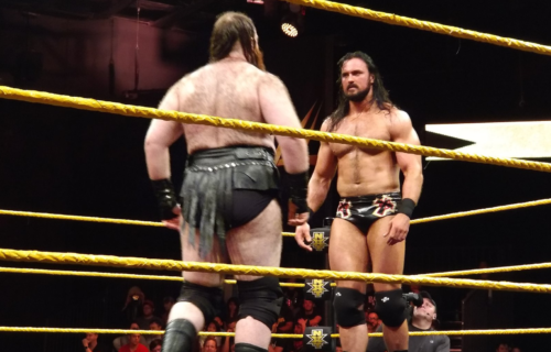 Spoilers: Former ROH Star debuts at NXT, New #1 contender for the NXT Champions