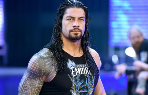 Backstage update on Roman Reigns missing Raw this week