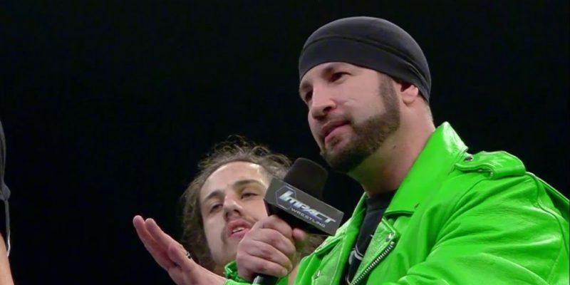 Shane Helms WWE