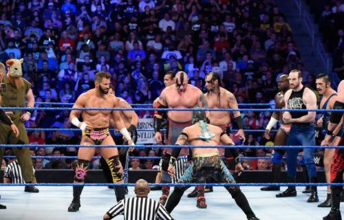 WWE Planning to split up SmackDown tag team?