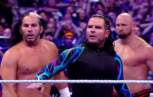 Reason why the Hardy Boys were pulled from recent WWE shows