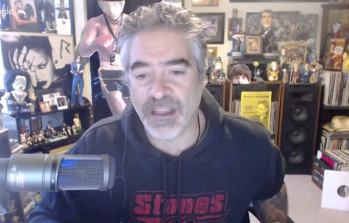 Vince Russo talks AEW talent having a 'death wish'