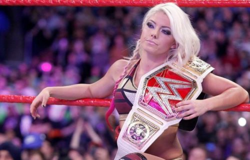 Alexa Bliss talks about 'Four Horsewomen' snub, being overlooked by WWE