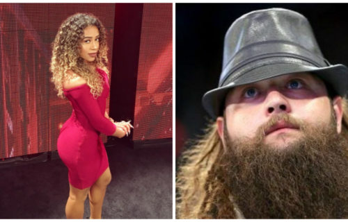 Bray Wyatt's wife files for divorce, alleges affair with WWE RAW ring announcer JoJo