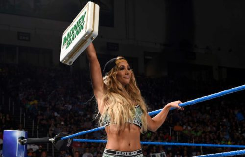 Carmella gloats after Money in the Bank victory, Becky Lynch wants cage match vs. James Ellsworth