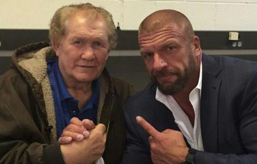 WWE Hall of Famer Harley Race breaks both legs, undergoes surgeries
