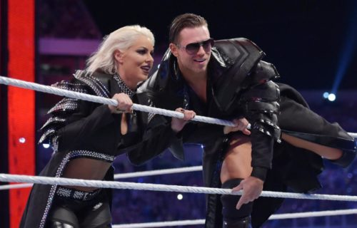 The Miz & Maryse announce they are having a baby (video)