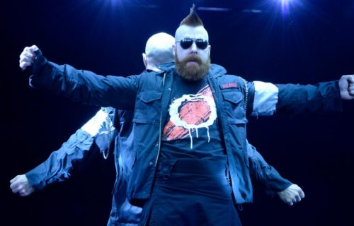 Sheamus reflects on WWE debut, New Day on Good Mythical Morning, Curt Hawkins & Triple H photo