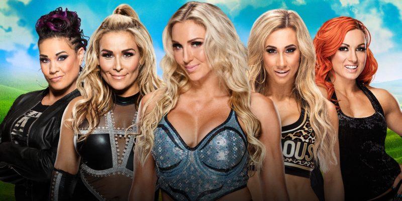 Women's Money In The bank SmackDown