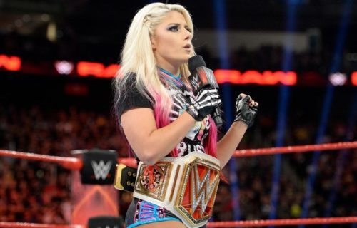 Alexa Bliss injured again after returning to action last week