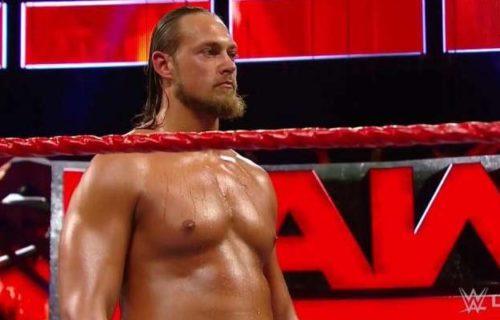 Big Cass suffers injury during WWE RAW