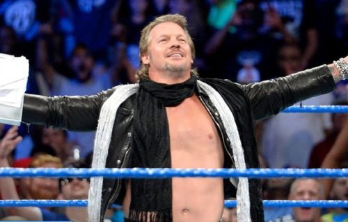 Chris Jericho says 2019 is going to be 'interesting'