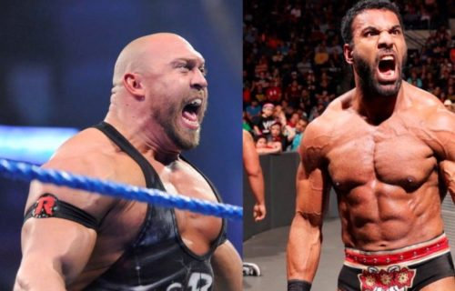 Ryback says his worst match was against Jinder Mahal