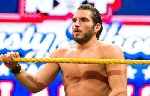 Johnny Gargano reveals his NXT return date