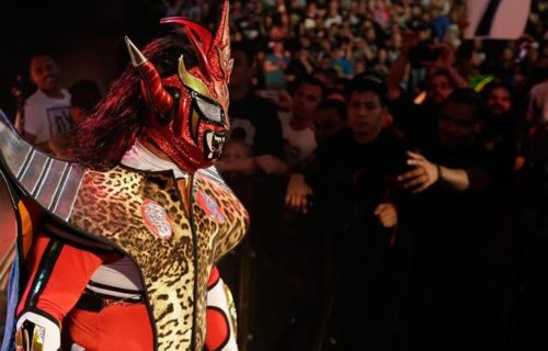Jushin Liger on whether he will lose mask following retirement match