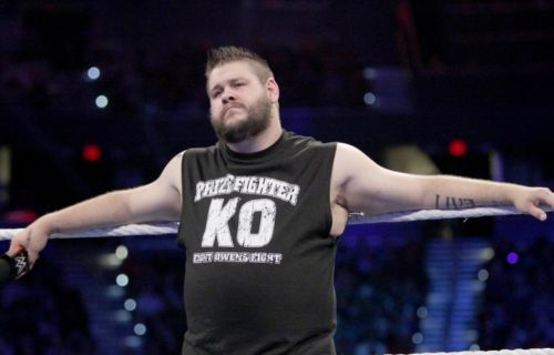 Possible spoiler for Kevin Owens' feud once he returns