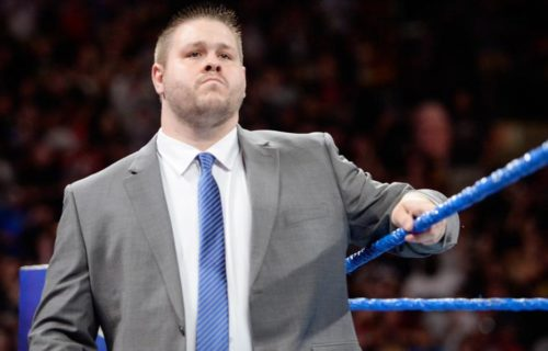 Update on Kevin Owens' NXT return