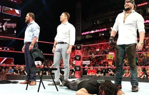 No Disqualification match and more announced for Raw next week