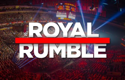 Former WWE Divas Champion in Philly, Names backstage at the Royal Rumble