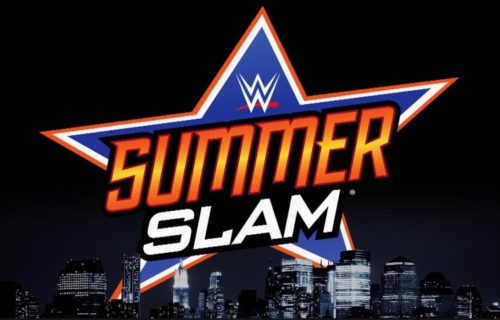 Rumoured SummerSlam match not actually in plans?