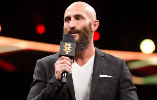 Tomasso Ciampa on where he's heading after recovering from injury