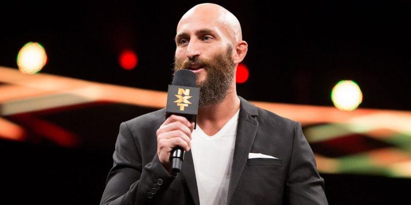 Tomasso Ciampa WWE