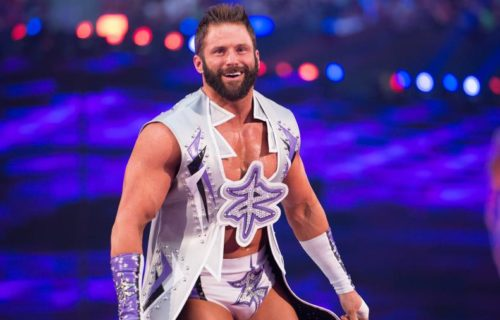 Zack Ryder and Chelsea Green get engaged at Empire State Building