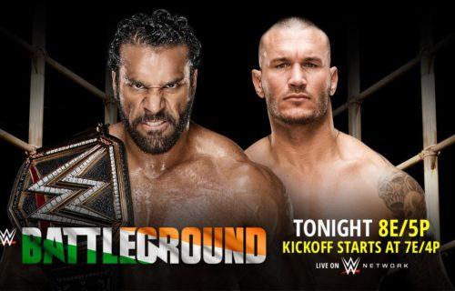 WWE Battleground 2017 recap & reaction